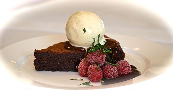 Just one of the mouth watering deserts at the Bluewater Grill, Nelson Bay.  Head to their website for daily & function menus - http://www.bluewatergrill.net.au