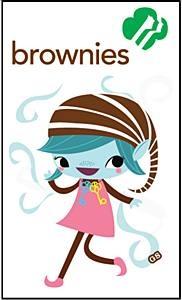 Girl Scout Brownie Elf Tattoo. | Girl Scout Brownies ...