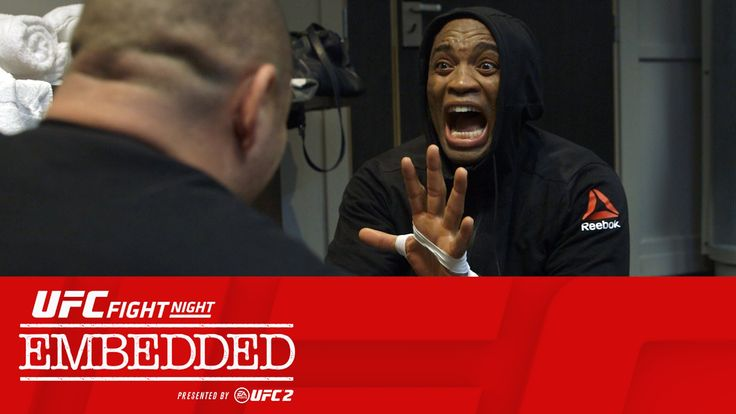 UFC Fight Night London Embedded: Vlog Series - Episode 3