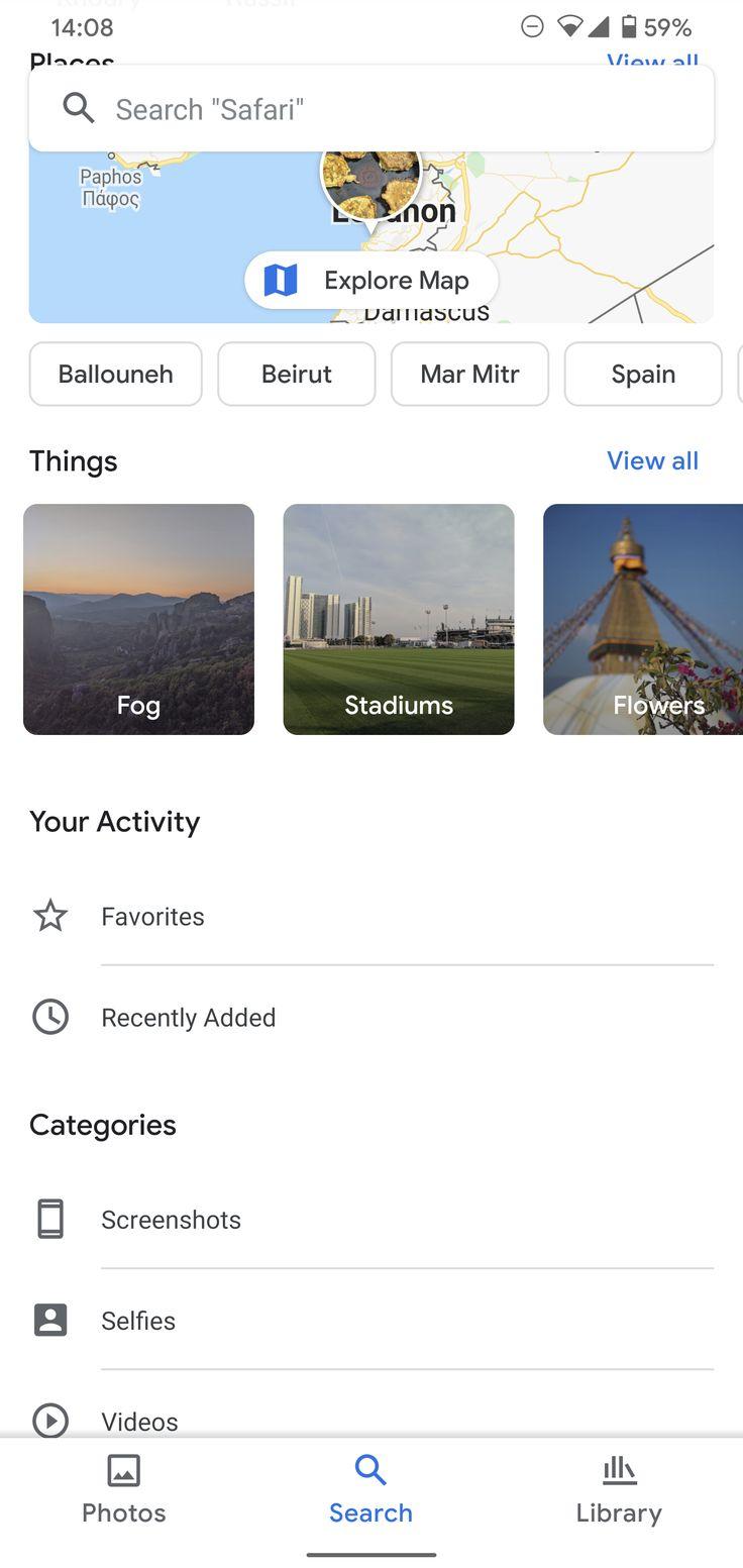 تطبيق صور جوجل يدعم أخيرا رؤية الصور التي تم تحميلها مؤخرا على أندرويد Google Photos Photo Photo Apps