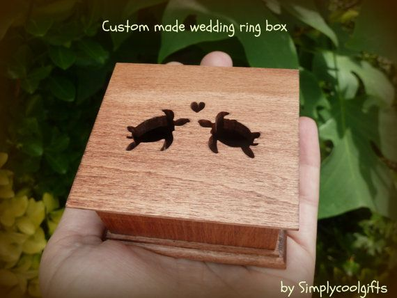 wedding ring box ring box wedding ring pillow by Simplycoolgifts, $35.00