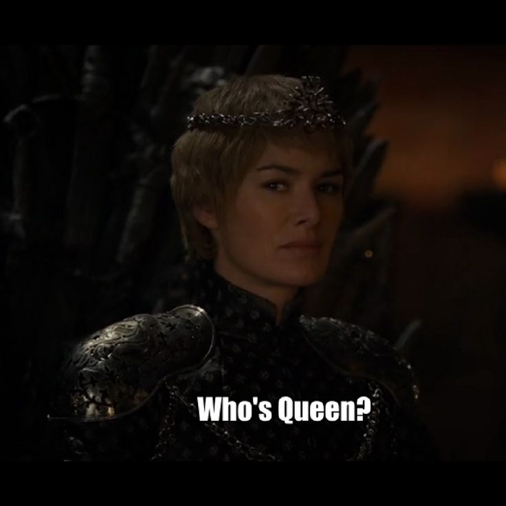 Who's Queen? A Game of Adders Black