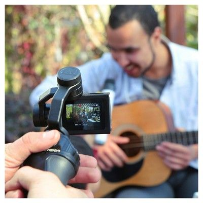 Freevision Vilta-G 3-axis 2-in-1 Handheld Gimbal Stabilizer for GoPro - Black