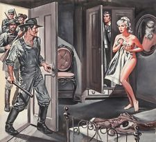 The Intruders, Man's Life magazine (Attributed to EARL NOREM)