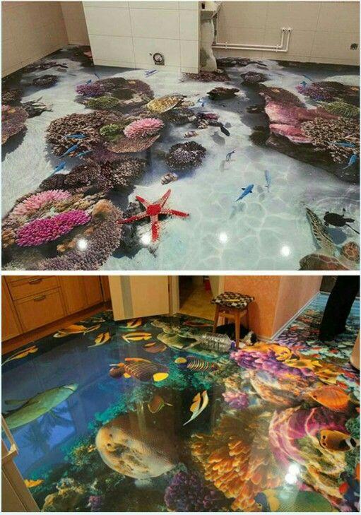 40 Best Images About Epoxy Flooring Amp Art On Pinterest