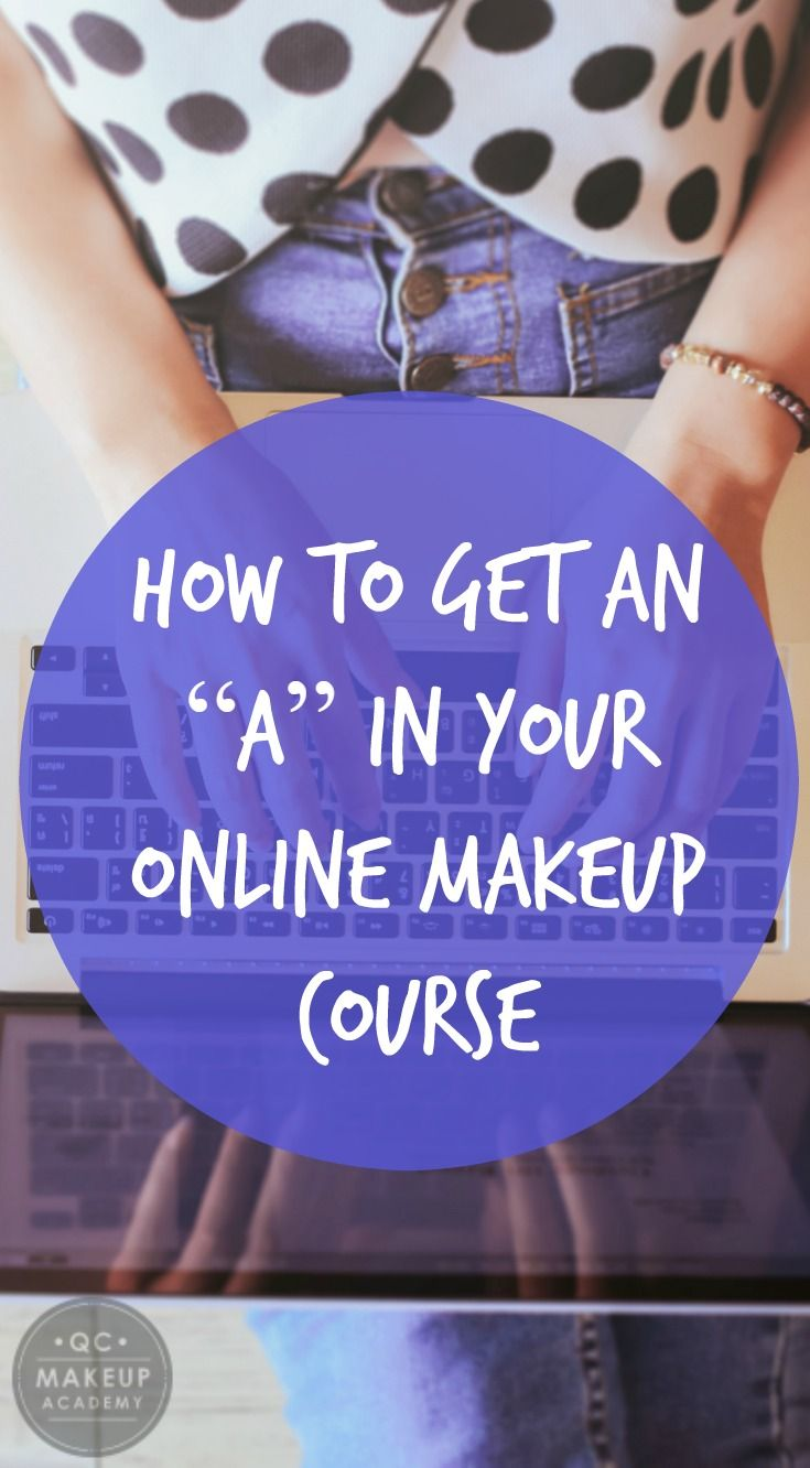 You've signed up for your online makeup course, now it's time to get started! Before you do, read our Ebook on how to get the great grades you want! #QCMakeupAcademy #makeupschool #makeup #makeupartist #mua #promakeup #studentmua #beauty #IGbeauty #beautyschool #student