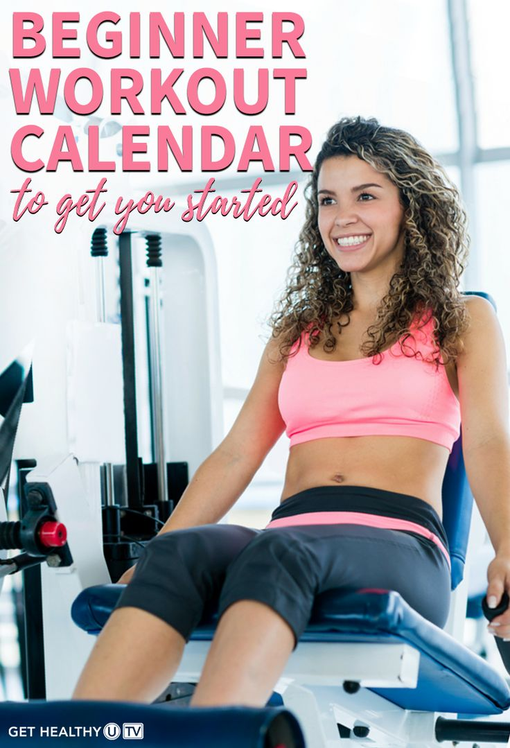 Are you looking to start a new fitness routine or get back into shape after taking a break from exercise? Our Beginner's Calendar is filled with the perfect workouts to help you lose weight and get back into shape. Whether you haven't exercised in years or just have some extra weight to lose, this beginner workout routine will guide you through what exercises to do every day to improve your overall fitness and keep the weight off for good.