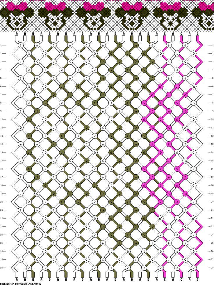 http://friendship-bracelets.net/pattern.php?id=84932