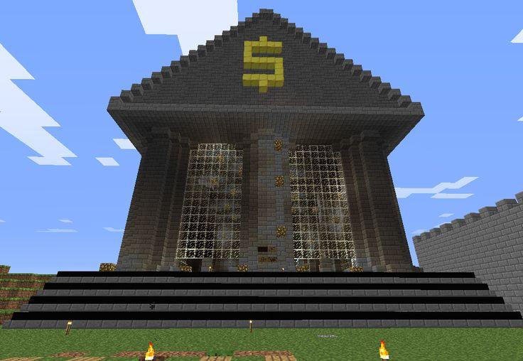 Redston Ideas Minecraft