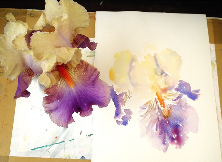 """""""A Passion for Watercolour!"""", Ruth S. Harris"""