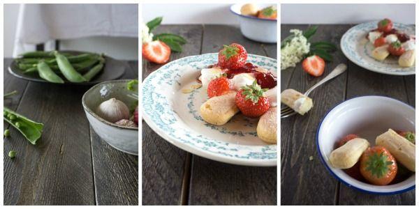 collage van beste foto's gemaakt tijdens foodfotografie workshop - Great Little Kitchen