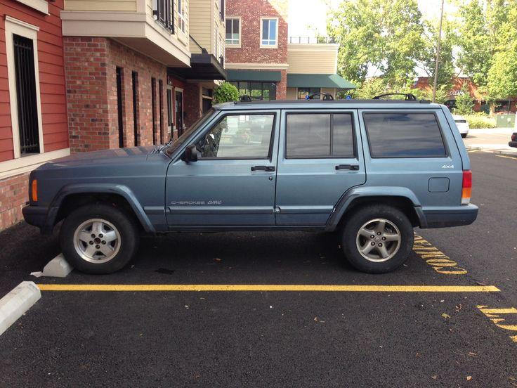 Farewell, Noble Stead! Jeep cherokee, Jeep, Cherokee