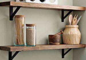 etagere cuisine bois fantastique etagere de cuisine etagere de cuisine en bois tagre en palette ides