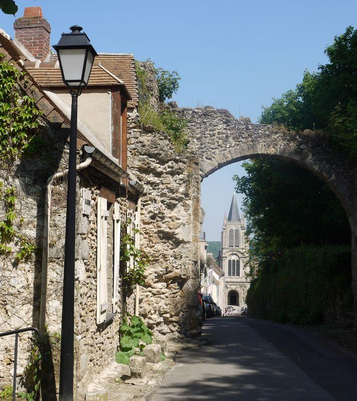 Montfort L'Amaury, Yvelines, France, been here ♥