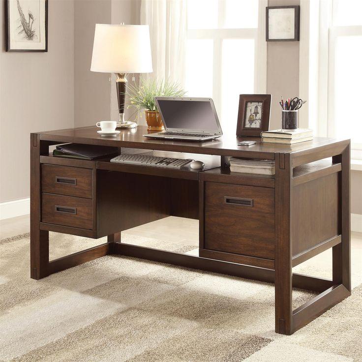 Riverside Home Office Computer Desk 75831 Stacy Furniture