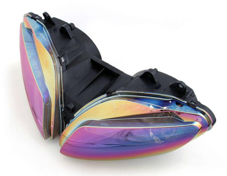 Mad Hornets - Headlight Yamaha YZF R1 Iridium Lenses (2002-2003), $169.99 (http://www.madhornets.com/headlight-yamaha-yzf-r1-iridium-lenses-2002-2003/)
