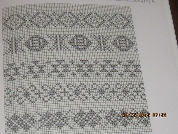 78 best Fair Isle Pattern images on Pinterest | Knitting charts ...
