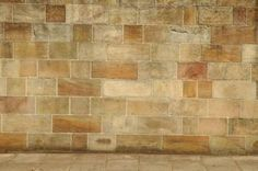 Faux Painting Stone Wall