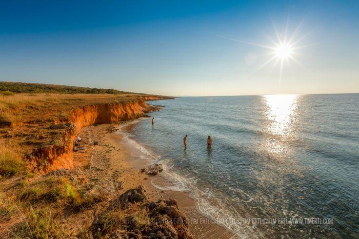 Puntadura Beach, Island of Vir  Travel Croatia Guide