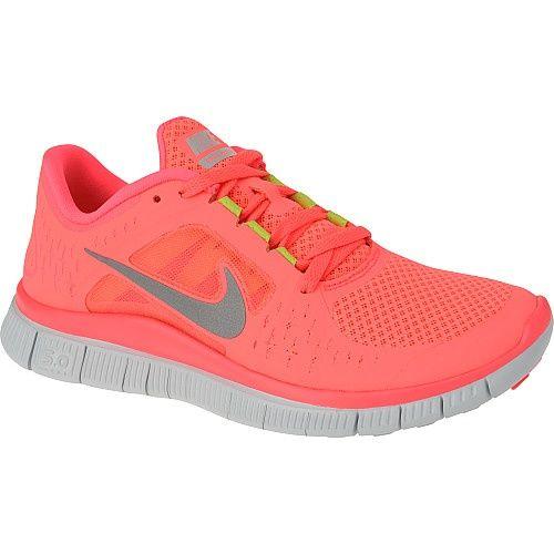 Nike Free Run 3 Hot Punch Neon Pink