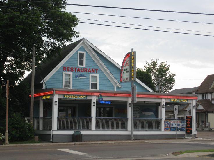 The Lobster Deck on Main Street ...good food