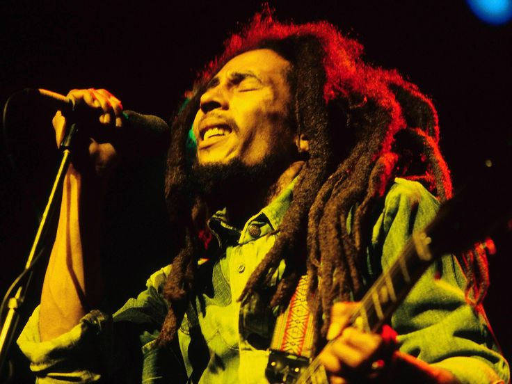 Bob Marley One of my biggest inspirations!!!