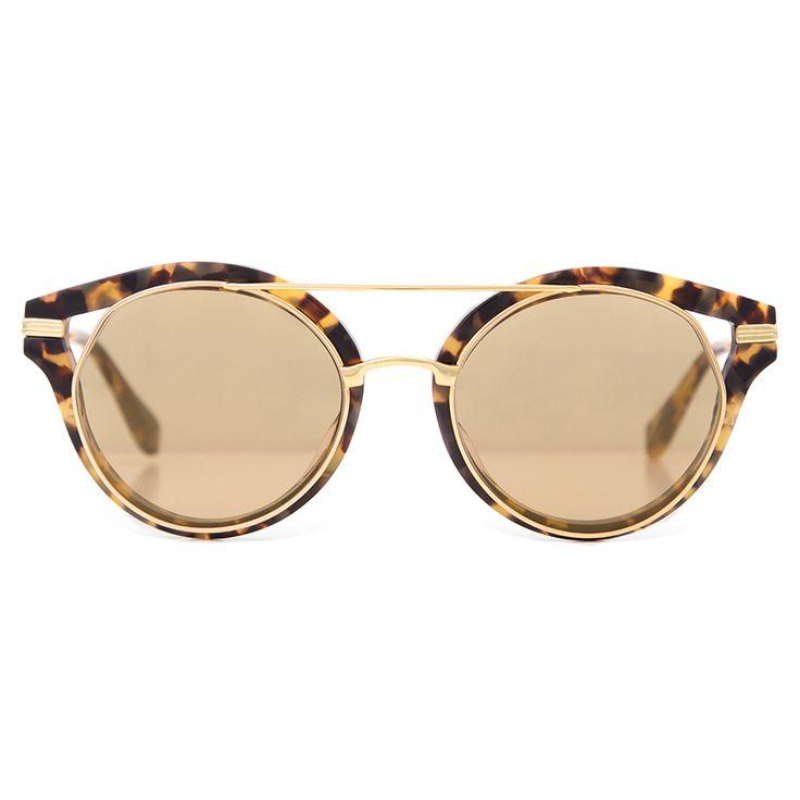 Sonix Fall '16 Sunnies - Preston Sunglasses in BROWN TORTOISE, AMBER MIRROR  https://www.shopsonix.com/preston-brown-tortoise-519.html#92=32