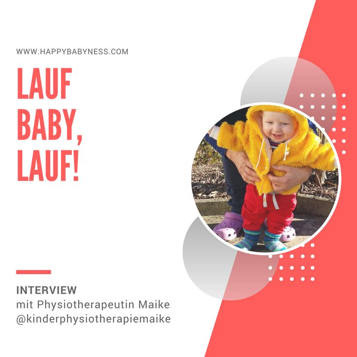 LAUF BABY, LAUF!   Interview mit Kinderphysiotherapeutin Maike  über das Laufen Lernen   Tipps & Tricks für Eltern   Hilfe   Kinderschuhe   Spielzeug   happybabyness.com