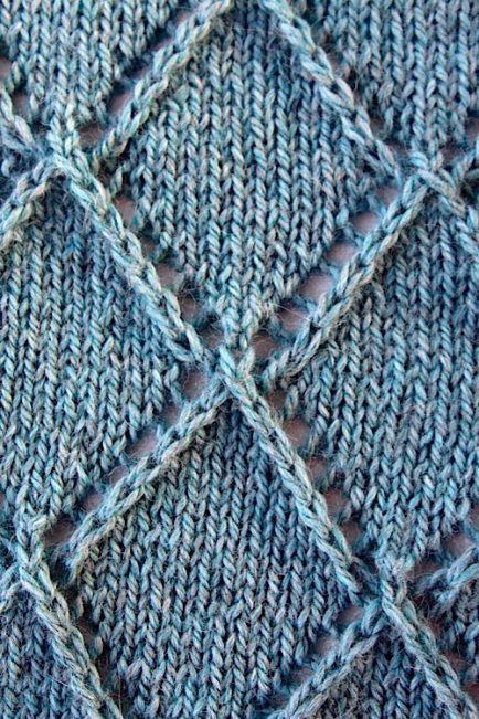 Knitting Instructions Ssk : Best slipped stitch knitting patterns images on