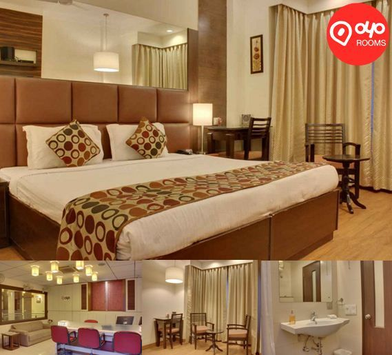 Nestled in the heart of #Gurgaon, #OYOPremiumCyberCity is a thoughtfully designed hotel that perfectly blends comfort with #luxury.