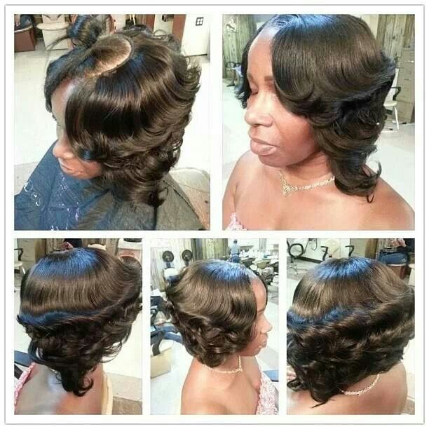 56 Best Images About Quick Weaves On Pinterest Bobs