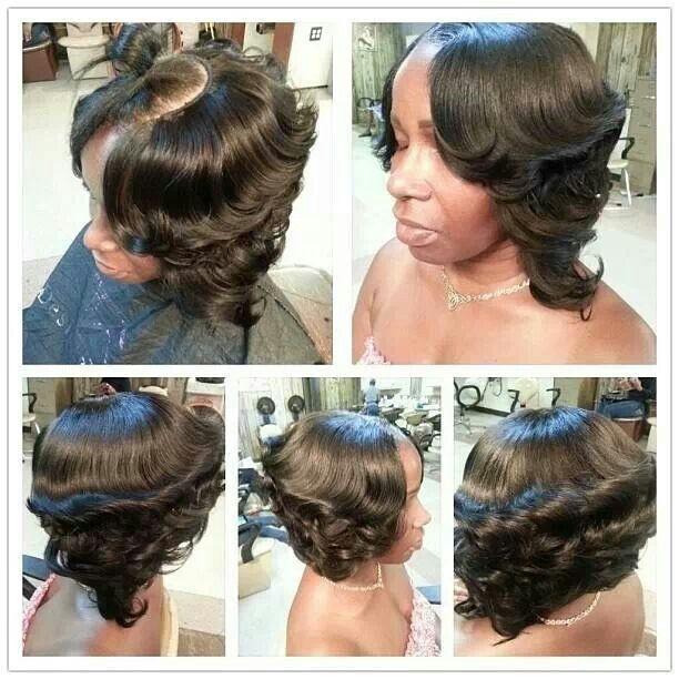 Phenomenal 1000 Images About Quick Weave On Pinterest Short Hairstyles Gunalazisus