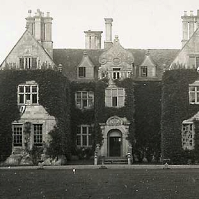 Cotterstock Hall, Oundle, Northamptonshire, England - The Woman in Black remake filmed here (the Eel Marsh House)