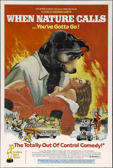 Old School B-Movies Posters | Abduzeedo Design Inspiration