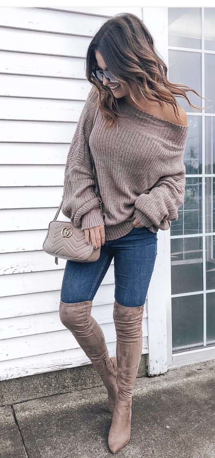 #fall #fashion #outfits Winterideen für Frauen