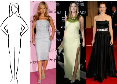 Understanding and dressing for your body shape - The Apple