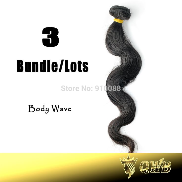 Find More Human Hair Extensions Information about Free Shiping 12''~34'' Body…