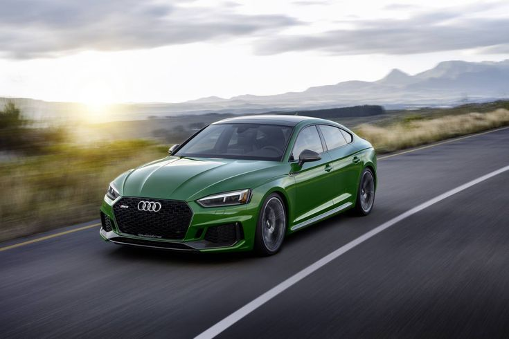 The new 2019 #Audi_RS5 Sportback has just been revealed and it follows the class... - Repokar Audi cars