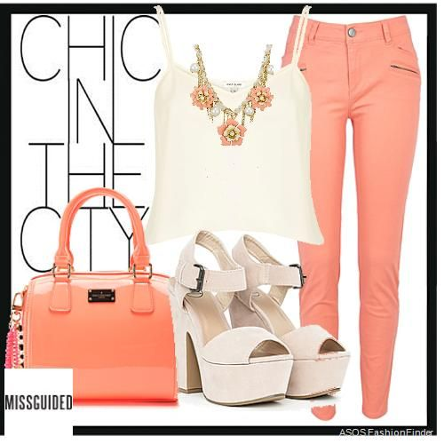 Casual, Pastel & Coordinated