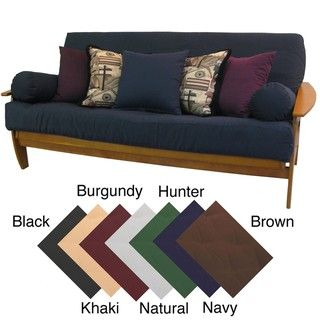 Protect And Revitalize Your Home Styling With A Twill Queen Futon Cover