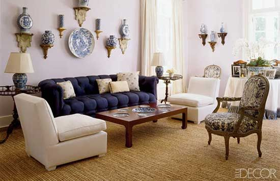 Pinterest Mustard And Lavendar Living Room