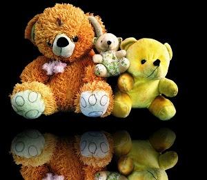 Mr & Mrs. Teddy