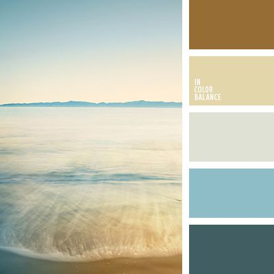 Light, almost weightless palette as a gentle touch of sea breeze. Such natural, natural colors create an atmosphere of calm and smooth. The interior is bright colors create the volume and increase the space. Therefore, their use is appropriate for the design of small spaces. Especially true for the bathroom, office, bedroom.