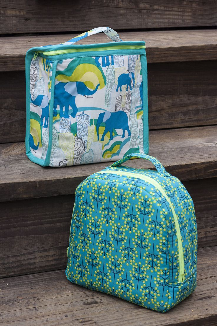 I am pleased to introduce you to the Peas and Corn Lunch Bags PDF sewing pattern! This pattern is now available in my pattern shop. Just in time for back-to-school! For my lunch bags, I have used Ann Kelle 'Super Kids' fabrics by Robert Kaufman. These are really adorable prints, available now, and they were… Read More