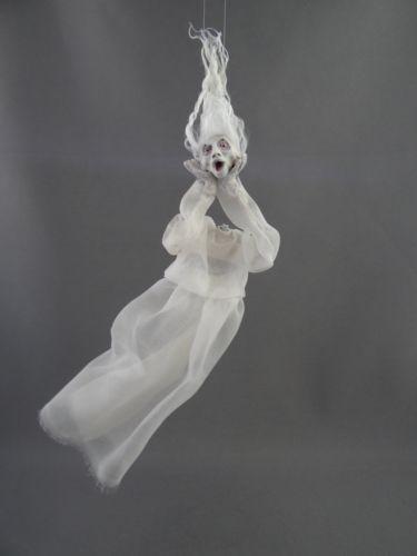 Spooky Headless Ghost 1 12 Scale Haunted Dollhouse Miniature OOAK Pat Benedict   eBay