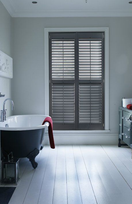 81 Best Cafe Style Shutters Complimenting Room Layouts