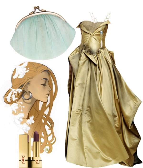 """Età dell'oro"" by theworste ❤ liked on Polyvore"