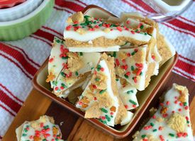 Holiday Bark Recipes For The Candy Lovers In Your Life