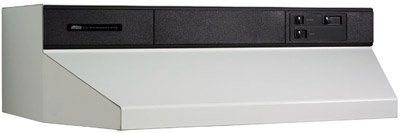 #checkitout Improve your kitchen's ventilation and enjoy cooking more with the #Broan 42W in. 89000 Series Under Cabinet Range Hood. This higher capacity hood in...