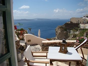 Aris Caves Hotel - Thira - Greece -
